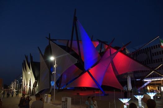 Kuwaiti Pavilion (Expo 2015)