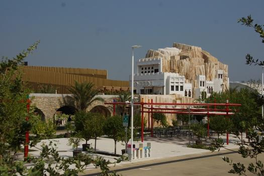 Pavilion of the Sultanate of Oman (Expo 2015)