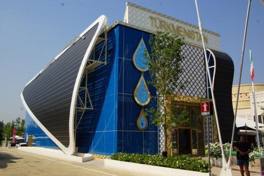 Pavilion of Turkmenistan (Expo 2015)