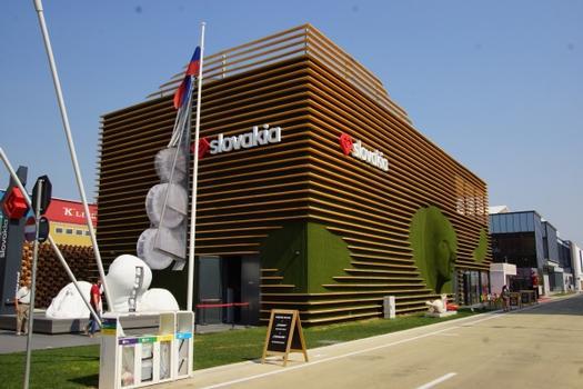 Slowakischer Pavillon (Expo 2015)
