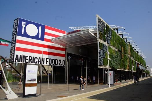 Pavilion of the United States of America (Expo 2015)