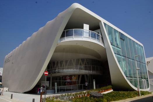 China Corporate United Pavilion (Expo 2015)