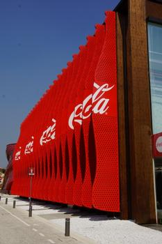 Coca-Cola Pavilion (Expo 2015)