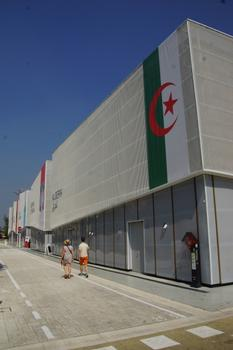 Algerian Pavilion (Expo 2015)