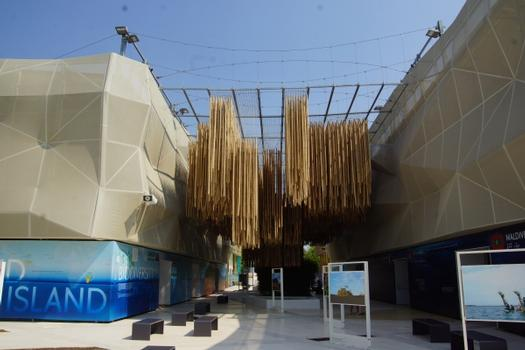 Islands, Sea and Food Cluster (Expo 2015)