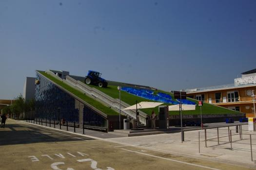 Expo 2015 - New Holland Agriculture