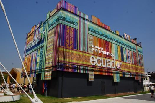 Pavilion of Ecuador (Expo 2015)