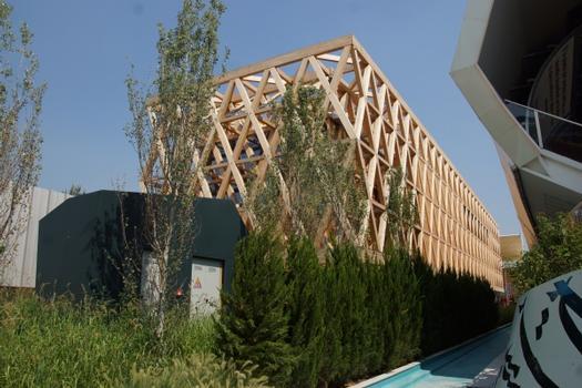 Chilean Pavilion (Expo 2015)