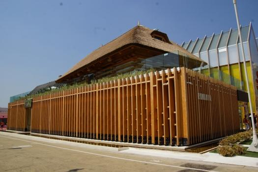 Romanian Pavilion (Expo 2015)