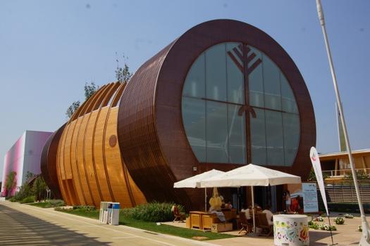 Hungarian Pavilion (Expo 2015)