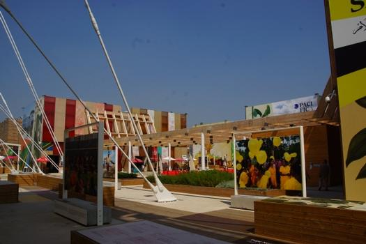 Spices Cluster (Expo 2015)