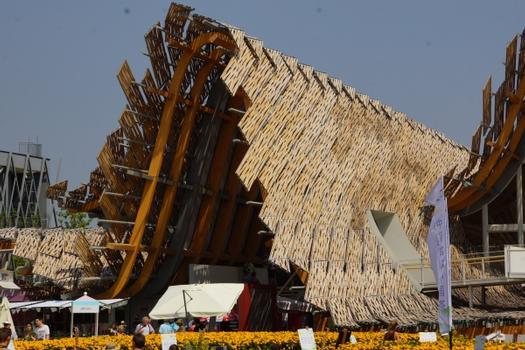 Chinese Pavilion (Expo 2015)