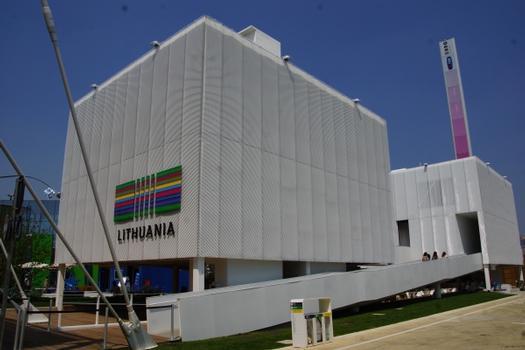 Lithuanian Pavilion (Expo 2015)