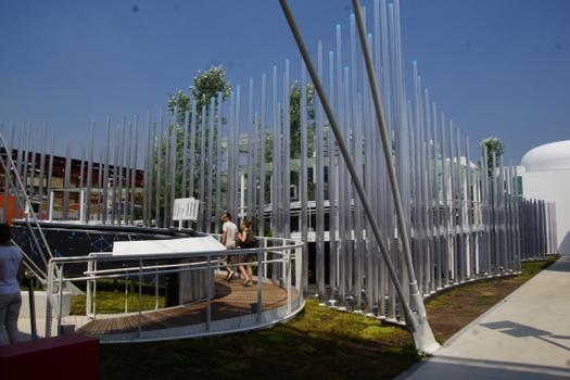 Expo 2015 – ENEL-Pavillon
