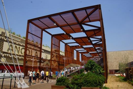 Brasilianischer Pavillon (Expo 2015)
