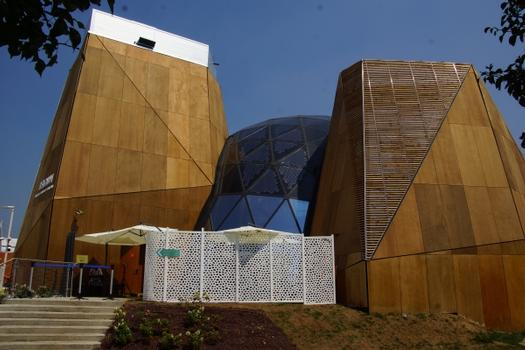 Belgian Pavilion (Expo 2015)