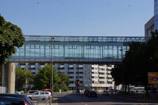 Passerelle sur la Sellerstraße