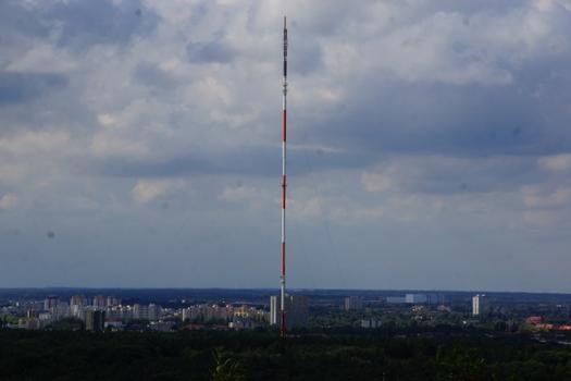 UKW- und Fernsehsendemast Scholzplatz