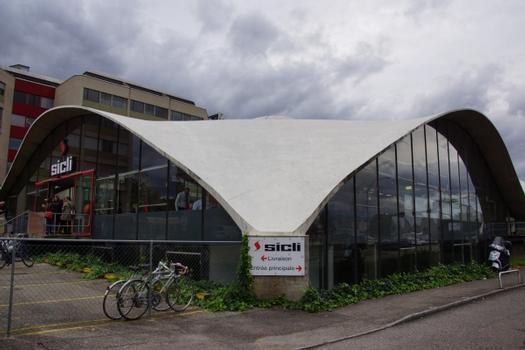 Gebäude der Firma SICLI