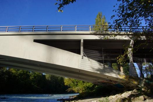 Arvebrücke Vessy