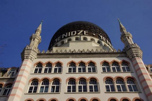 Fabrique de cigarettes Yenidze