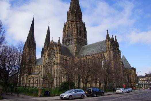Cathédrale épiscopalienne Sainte-Marie d'Édimbourg