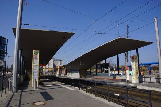 Station de tramway Hauptbahnhof