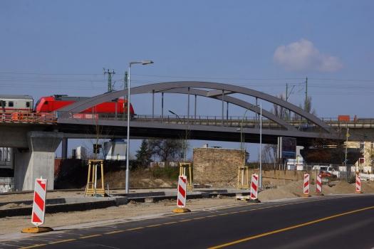 Eisenbahnüberführung Perleberger Straße