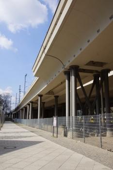 Eisenbahnüberführung Lehrter Bahnhof (II-IV)