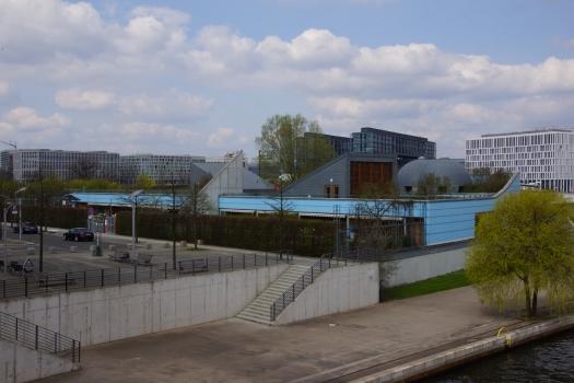 Betriebskindertagesstätte des Deutschen Bundestages