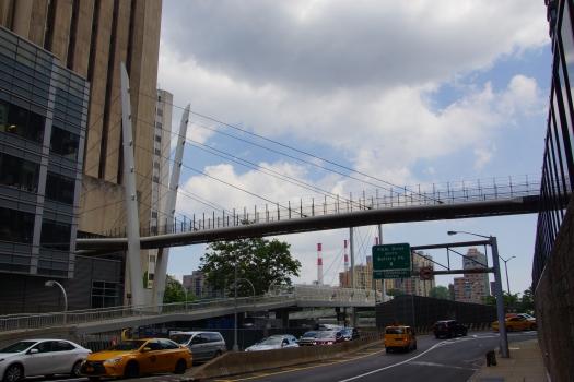 Rockefeller University Footbridge