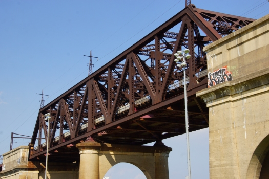 Hell Gate Bridge Bronx Kill Span
