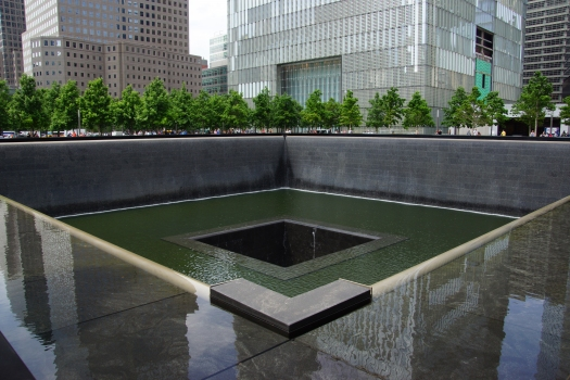 National September 11 Memorial and Museum at the World Trade Center