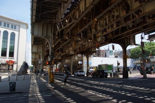 161st Street – Yankee Stadium Subway Station (Jerome Avenue Line)