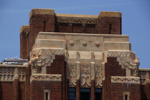 369th Regiment Armory Administration Building