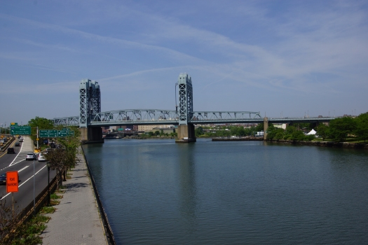 Triborough Bridge Harlem River Lift Span