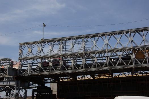 Robert F. Kennedy Bridge Harlem River Lift Span