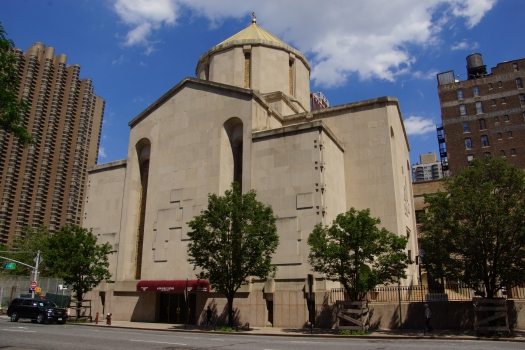 Saint Vartan Armenian Cathedral