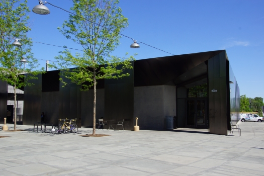 Bahnhof Princeton