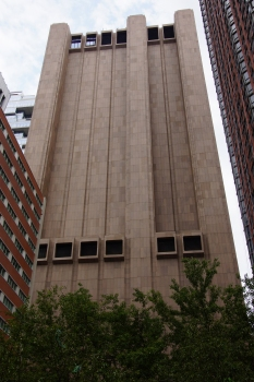 AT&T Long Lines Building