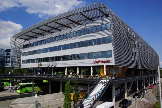 Gare routière centrale de Munich