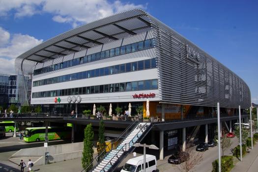 Zentraler Omnibusbahnhof München