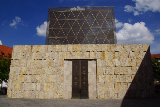Ohel Jakob Main Synagogue