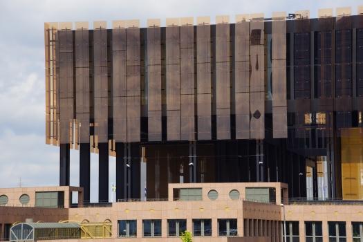 Gebäude des Gerichtshofs der Europäischen Union