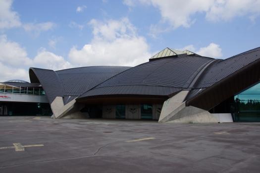 Schwimmzentrum Kirchberg