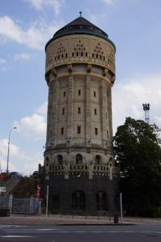Château d'eau de la gare de Metz
