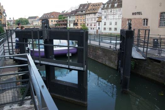 Petite France Lock
