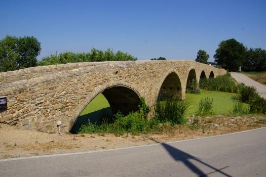 Alte Brücke von Gualta