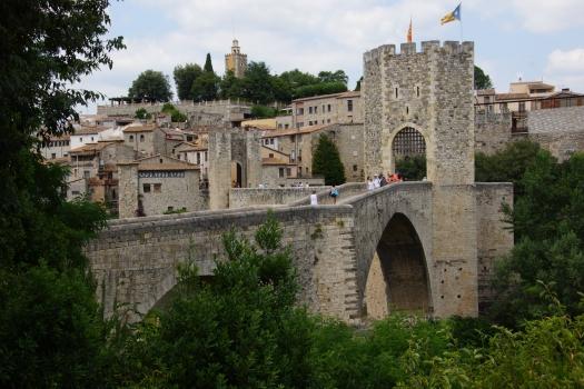 Pont romain de Besalú