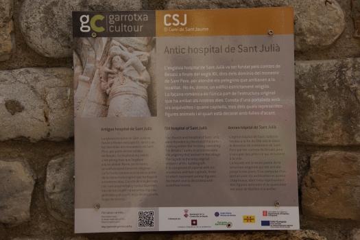 Altes Krankenhaus Sant Julià
